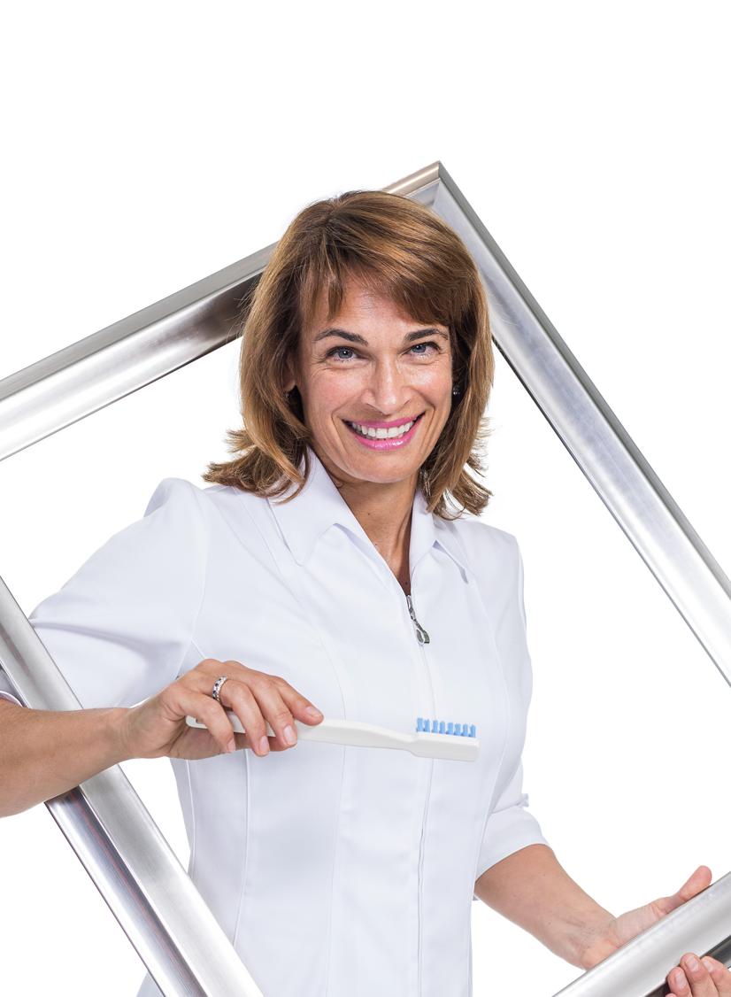 Dre. Natalie Breton, chirurgienne-dentiste